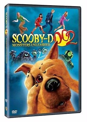 Scooby Doo 2 Monsters Unleashed DVD 2004