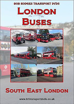 London Buses, South East London, DVD