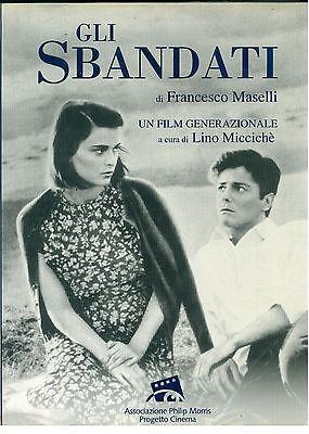 MICCICHE' LINO GLI SBANDATI DI FRANCESCO MASELLI LINDAU 1998 CINEMA
