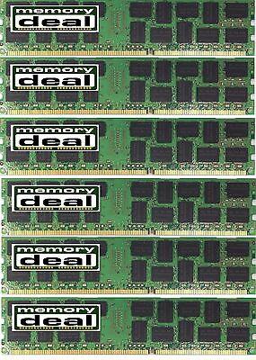 48GB 6 X8 GB DDR3 PC3-10600  Memory RAM for APPLE MAC PRO 5,1 Westmere