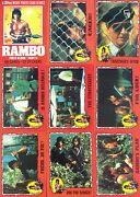 Rambo Card Set