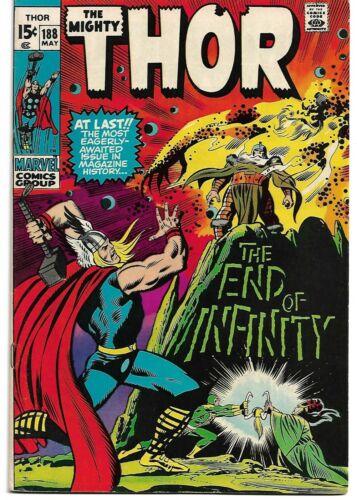 Thor #188 (Marvel 1971)