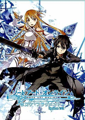 Sword Art Online  Season 1   2  Anime Dvd  Vol 1 To 49 End  With English Dubbed