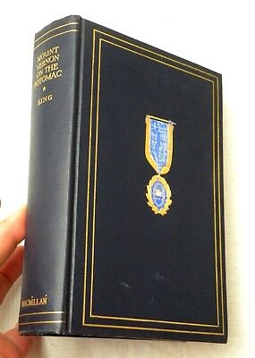 1929  Mount Vernon On The Potomac History Of The Mount Vernon Ladies Ass  1St Vg