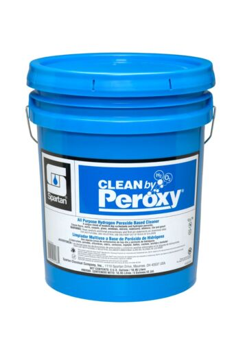 Spartan Clean by Peroxy All-Purpose Cleaner, Pail, 5 gal pail