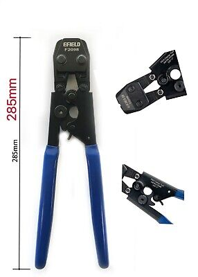 Efield Pex Cinch Clamps Crimping Tool For Stainlss Steel Clamps 38-1