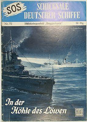 SOS Schicksale deutscher Schiffe Band 72 in Z2+