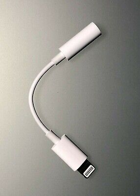 Lightning to 3.5mm Headphone Jack Bluetooth Adapter for Apple iPhone