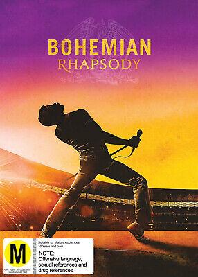 Bohemian Rhapsody (2019 DVD) - Brand New!  Unopened!