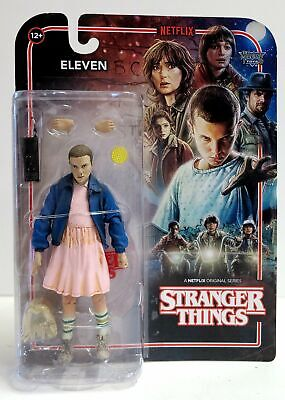 """In STOCK Mcfarlane Toys Netflix Stranger Things """"Eleven"""" Act"""