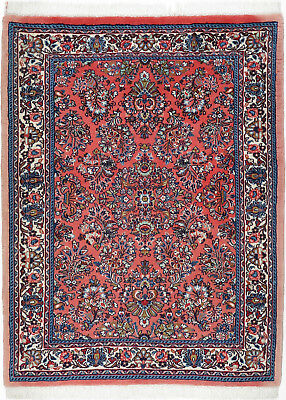 Persisch Blume (Sarouk Teppich Orientteppich Rug Carpet Tapis Tapijt Tappeto Alfombra Art Blumen)