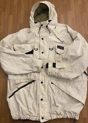 Authentic Vintage Polo Sport Ralph Lauren Sportsman Mountain Parka Jacket Rare L