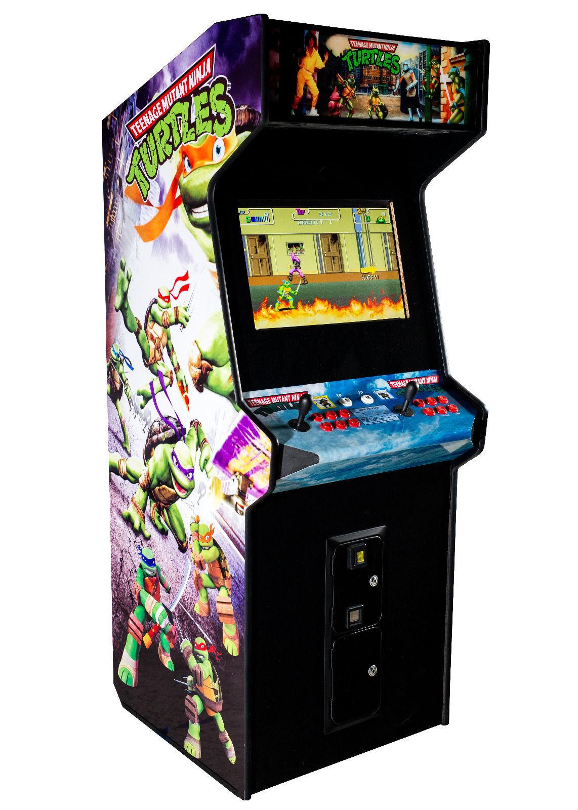 Ninja Turtles Arcade Cabinet The Top 10 Arcade Games Ebay