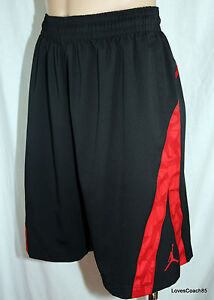 Picture suggestion for Black Red Basketball Shorts