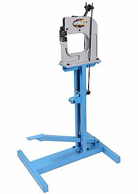 Woodward Fab Cast Iron Shrinker Stretcher With Foot Operated Stand Wfsscast9