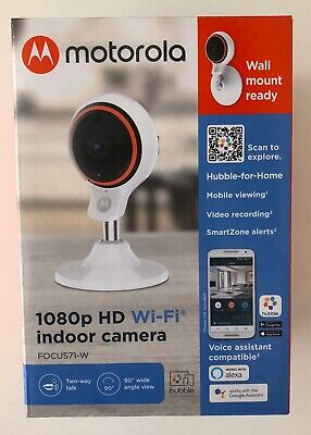 Motorola Focus71-W Indoor Camera