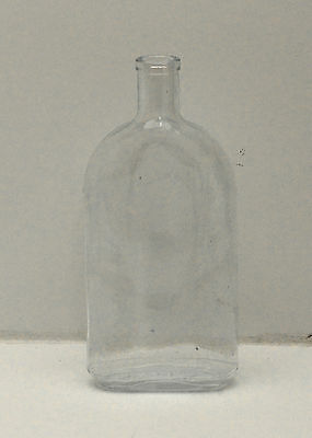Vintage Pyrex Apothecary Laboratory Jar Bottle Round Shoulders