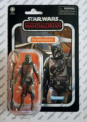 """Star Wars Vintage Collection VC166 """"The MANDALORIAN"""" 3.75"""" Figure IN HAND"""