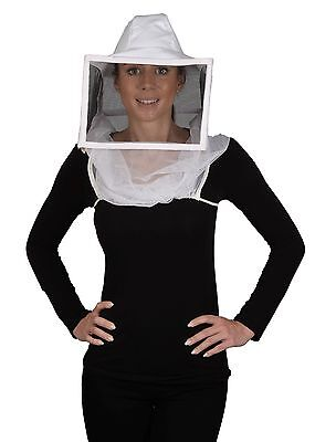 Humble Bee 212 Polycotton Veil with Square Hat
