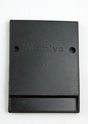 193479 Mamiya 645 Soft Plastic Top Dust Cover Genuine Original