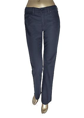 ARMANI JEANS pantalone donna - cinque tasche - logo in metallo  in PROMOZIONE