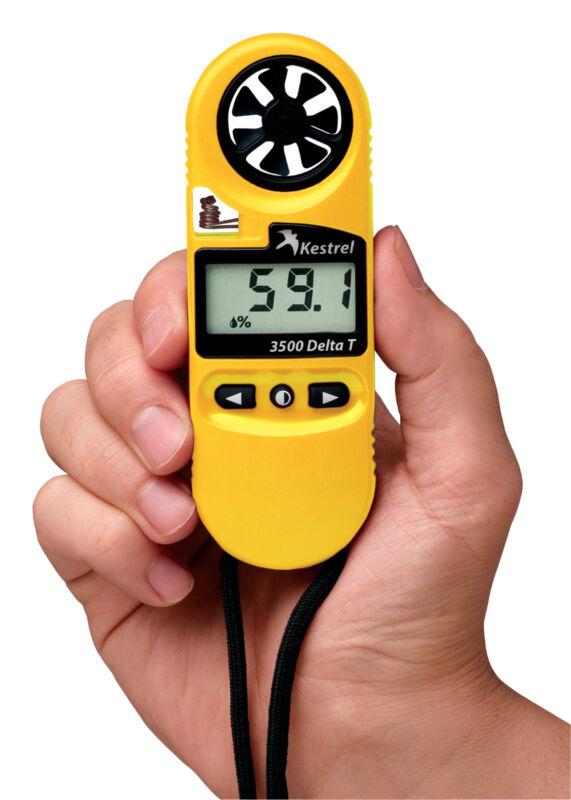 Kestrel 3500 DELTA T (0835DT) Handheld AG Meter | Factory Authorized Dealer