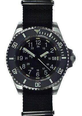 MWC 24 Jewel 300m Tritium/GTLS Automatic Military Divers Watch Sapphire Crystal
