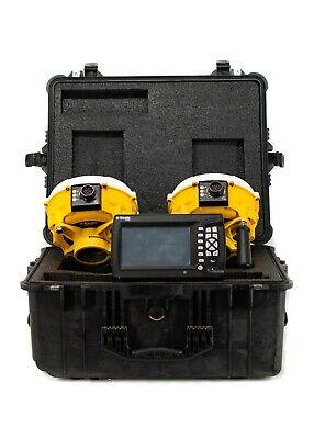 Trimble Gcs900 Cb460 Excavator Display Dual Ms992 Receiver Kit