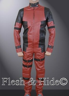 Deadpool Wade Wilson Ryan Reynolds Costume (Deadpool Kostüm Ryan Reynolds)