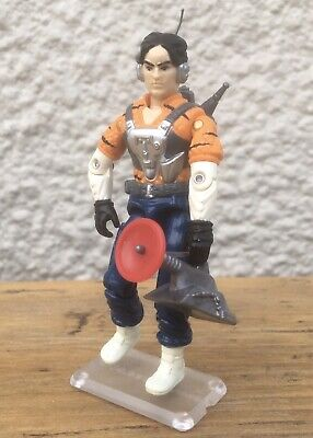 Vintage 1990 Action Force GI Joe Tiger Force Psyche Out Figure Europe Exclusive