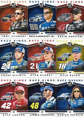 """2018 PANINI """"DONRUSS"""" ~COMPLETE BASE SET~ 200 CARDS *INCLUDES ALL VARIATIONS*"""