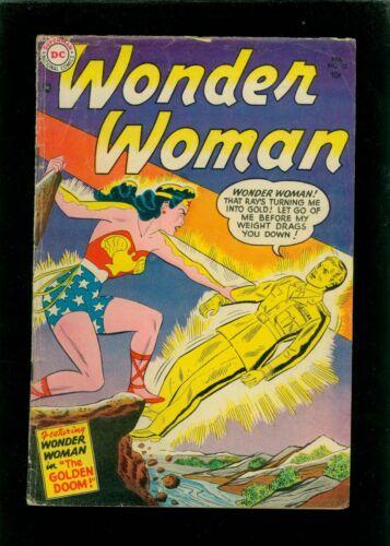 Wonder Woman 72 GD/VG 3.0