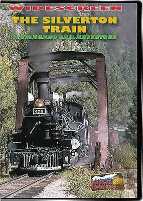 THE SILVERTON TRAIN HIGHBALL PRODUCTIONS NEW DVD-R WS