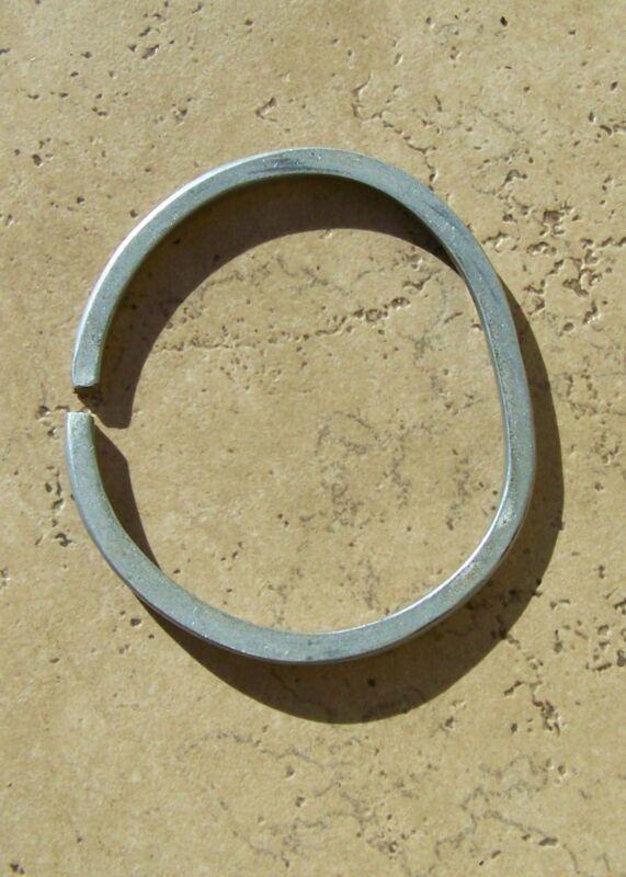 African Gabra Aluminum Bracelet from Kenya / Ethiopia   FROM A MUSEUM