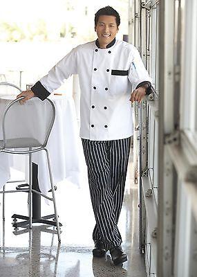 Newport Chef Coat Many Colors Xs-3xl404 404p