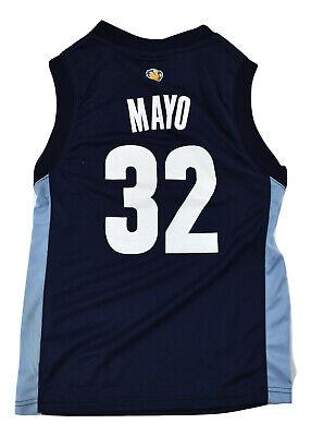 adidas NBA Youth Memphis Grizzlies O. J. Mayo Basketball Jersey New S, M Mayo Youth Jersey