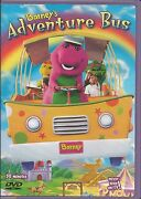 Barney Adventure Bus DVD