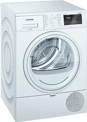 Siemens WT43H001 iQ300 Wärmepumpentrockner Freistehend Weiß Neu
