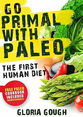 PALEO DIET Weight Loss & Healthy Eating Plan Program + FREE Paleo Cookbook (CD)