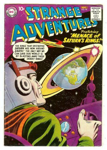 Strange Adventures 96