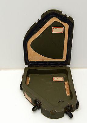 M 56 Carrying Case- Vietnam Vintage Item -  Rare Wood Case