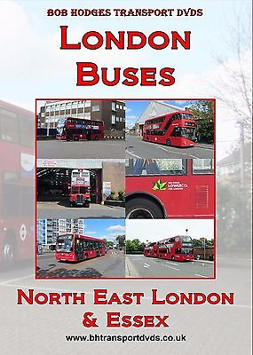 London Buses, North East London And Essex, DVD