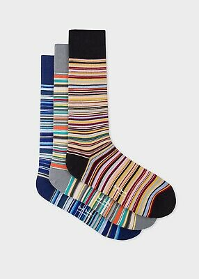 NWT Paul Smith socks 3-pack gift set. Made in England. Great gift!