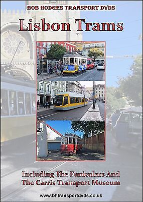 Lisbon Trams, including the funiculars & the Carris transport museum DVD