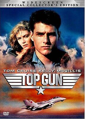 NEW 2DVD- TOP GUN - Tom Cruise, Kelly McGillis, Val Kilmer, Anthony Edwards,