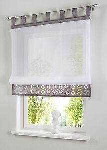 Lifting Rome Window Kitchen Bathroom Curtain Screens