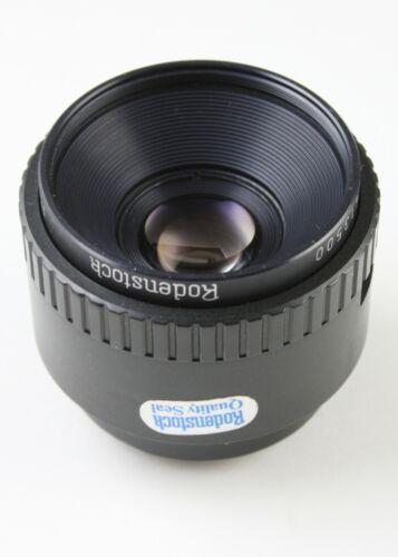 U203009 Rodenstock Rodagon f/2.8 50mm Enlarging Lens