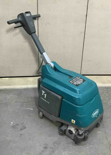 TENNANT T1 Lithium Ion BATTERY OPERATED FLOOR SCRUBBER - NO CHARGER 8695