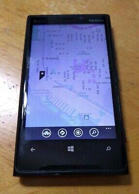 Nokia Lumia 920 - 32GB - Black (AT&T) Smartphone