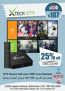 Arabic and other countries IPTV